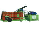 供应二手江阴华宏Y81-250型废铁皮旧钢筋冲压料液压金属打包机