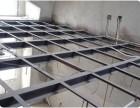 天津 廊坊钢结构二层搭建室内做隔层加层阁楼安装