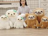 厂家直销创意可爱树懒公仔抱枕儿童毛绒玩具