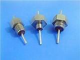 德平电子供应M6耐高压陶瓷穿心电容C型直流馈通滤波器