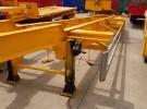 20英尺45英尺骨架 最新配置报价1年1万公里3.3万