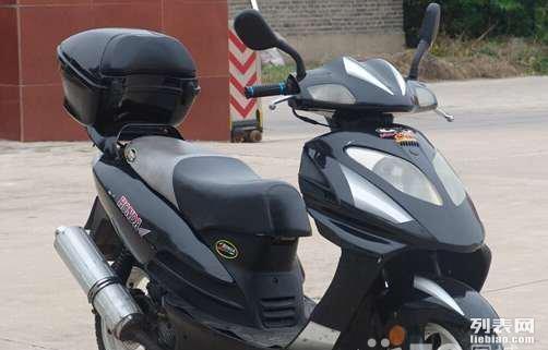 出售经典飞鹰雅马哈125摩托车机器静