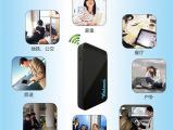 最新3G 无线路由 内置SIM多种卡槽  超大容量5200mah