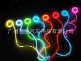 汽车装饰灯 汽车5米冷光线 led车内氛围灯 汽车冷光灯条 EL