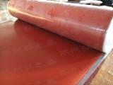 密封耐酸碱二布三胶硅胶布 防火硅纤垫片