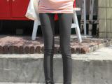 (特价)M8860#韩国原单彩色显瘦铅笔裤/修身裤/小脚裤