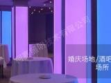 酒店婚庆装饰展示导光板