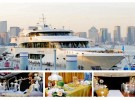 上海游艇婚礼 蓝黛公主婚礼56800元 上海游艇婚礼找乐航