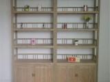 供应榆木置物架书架茶叶架展示架多宝格博古架中式仿古实木家具