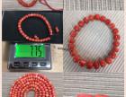 红珊瑚手串功效,红珊瑚项链报价