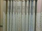 提花割绒窗帘布,高档窗帘面料,批发零售