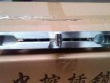 厂家供应:高级不锈钢中控插销,高档非标门