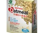 台湾进口有机冲泡食品/燕麦/草根香即食大燕麦片/中老年麦片批发