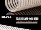 廠家直銷PU塑筋增強管軟管拋丸機專用吸污管內壁平滑