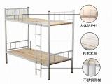 上海上下铺厂家铁架床 双层床 上下床 高低床厂家批发