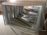 定制烟台青岛钢带木箱钢带包装箱折叠包装箱可拆卸式木箱包边钢带