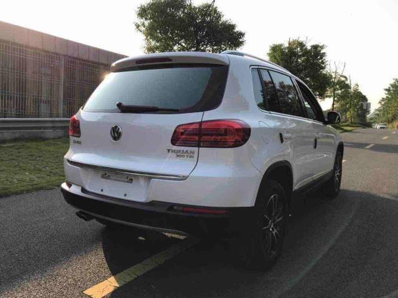 绵阳转让优质白色 越野车SUV 大众 途观