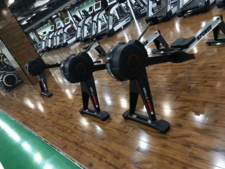 健身器材厂家直销室内健身器材商用水阻划船器健身房划船练习器