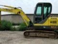 现代 R80-9 挖掘机         (转让个人现代80挖机