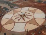 浅析压模混凝土,彩色压印地坪 装饰混凝土地坪新宠 甘肃 岷县