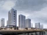 拥有江北新区中央商务区核心地段高端总部办公