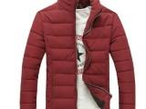男士秋冬装新款加厚羽绒服男短款正品修身男装羽绒服外套