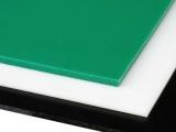 3mm黑色pe板 聚乙烯板 进口PE板 黑色 白色HDPE板