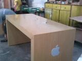 左云县苹果手机展示台体验桌展示桌体验台木