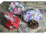 厂家批发一份格花布夹子包环保牛津布架子包晚礼包有1000个起订