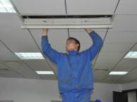 浦东金杨路专业清洗各种家用空调及中央空调