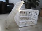 塑料种鸭蛋筐 种鸭场专用塑料运输蛋筐 鸭蛋筐厂家批发