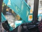 上海弘庚二手挖掘机神钢350超8大小进口二手挖土机市场