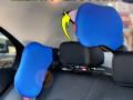 全国首发专利产品汽车旅行头枕 双侧靠枕