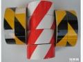 粘胶带警示粘胶带,贴地胶带,黑黄胶带,反光胶带