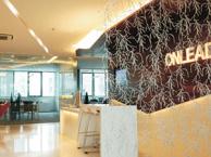 杭州办公楼装修效果图欣赏