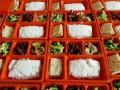 一盒饭专业团体配餐 活动盒饭 展会配餐 会议配餐