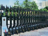 沈阳沈北新区电动伸缩门订做厂家不锈钢伸缩门维修安装