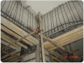 张家口地基加固基础注浆加固公司 承重梁柱子增大截面加固施工