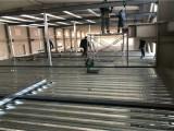 石景山区现浇阁楼隔层楼板施工浇筑搭建