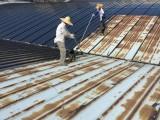 佛山彩瓦防锈三水钢结构翻新白坭厂房补漏