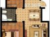 上海周边-雍和御上海2室2厅-56万元