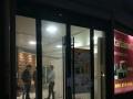 瓷砖展示样品架玻璃门