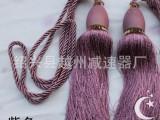供应窗帘挂球挂钩欧式窗帘绑带绑绳特价批发