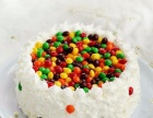 遵化市精美蛋糕礼盒时尚蛋糕造型免费配送蛋糕预定遵化