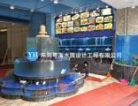 专业制作酒店酒楼餐厅超市海鲜池玻璃鱼缸快速优惠