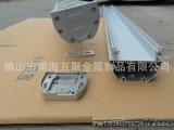 双排洗墙灯外壳,大功率洗墙灯外壳,压条式洗墙灯外过,IP65