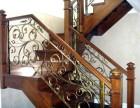 天津河西区铁艺围栏-铁艺大门-铁艺楼梯制作安装