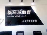洛阳日语培训 新环球教育 老师专业 小班授课