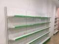 定做玻璃货架化妆品饰品药店药房柜台超市水果蔬菜货架