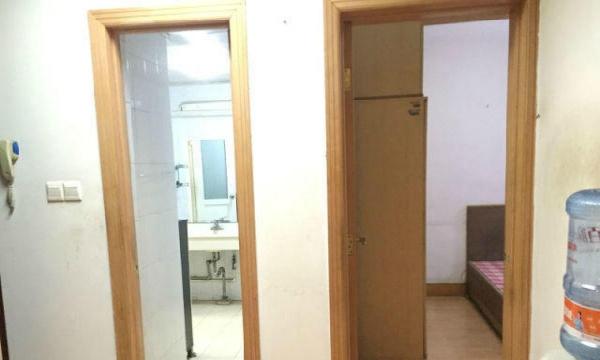 山东大学中心校区 女生宿舍图片